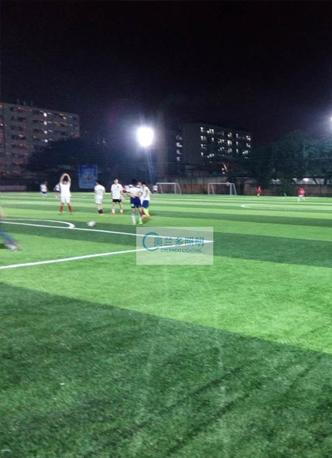足球球场灯光